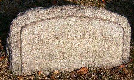 MICHAEL, JAMES R. - Essex County, New Jersey   JAMES R. MICHAEL - New Jersey Gravestone Photos