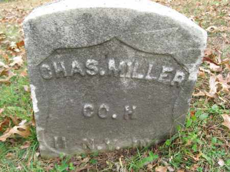 MILLER, CHARLES - Essex County, New Jersey | CHARLES MILLER - New Jersey Gravestone Photos