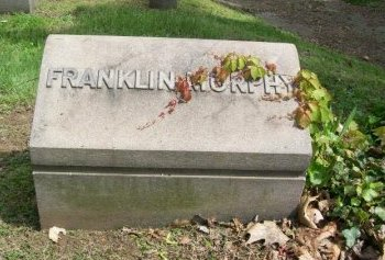 MURPHY, FRANKLIN - Essex County, New Jersey   FRANKLIN MURPHY - New Jersey Gravestone Photos
