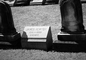 NEWTON, JAMES - Essex County, New Jersey   JAMES NEWTON - New Jersey Gravestone Photos
