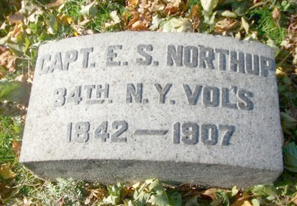 NORTHUP, EMERSON B. - Essex County, New Jersey | EMERSON B. NORTHUP - New Jersey Gravestone Photos
