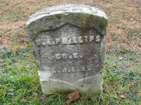 PHILLIPS, WILLIAM H. - Essex County, New Jersey | WILLIAM H. PHILLIPS - New Jersey Gravestone Photos