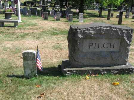 PILCH, FREDERICK H. - Essex County, New Jersey | FREDERICK H. PILCH - New Jersey Gravestone Photos