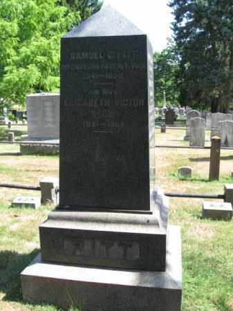 PITT, SAMUEL C. - Essex County, New Jersey | SAMUEL C. PITT - New Jersey Gravestone Photos
