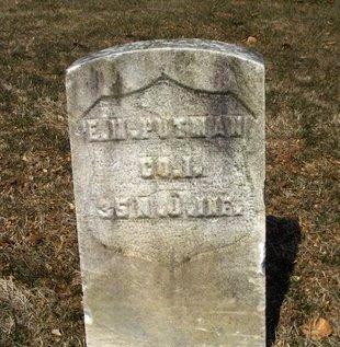 PUTNAM, ELLIS M. - Essex County, New Jersey   ELLIS M. PUTNAM - New Jersey Gravestone Photos