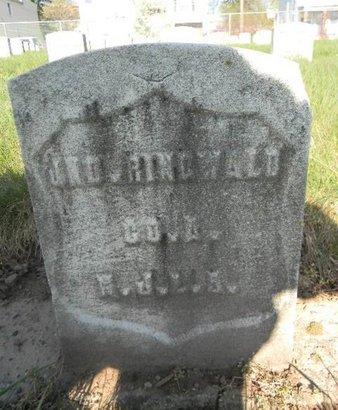 R INGWALD, JOHN - Essex County, New Jersey | JOHN R INGWALD - New Jersey Gravestone Photos