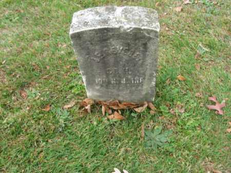 REVERET (REVERT), JOHN E. - Essex County, New Jersey | JOHN E. REVERET (REVERT) - New Jersey Gravestone Photos