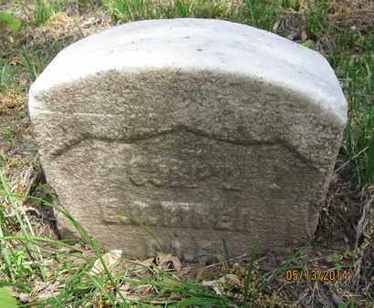 RIKER, ELLIS O. - Essex County, New Jersey | ELLIS O. RIKER - New Jersey Gravestone Photos