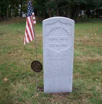 RIKER, OBADIAH - Essex County, New Jersey | OBADIAH RIKER - New Jersey Gravestone Photos