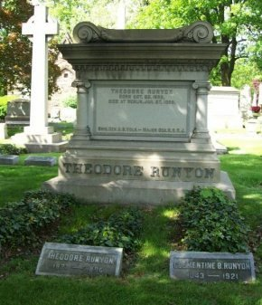 RUNYON, THEODORE - Essex County, New Jersey   THEODORE RUNYON - New Jersey Gravestone Photos
