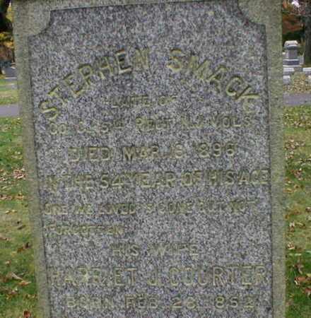 SMACK (SMOCK), STEPHEN - Essex County, New Jersey   STEPHEN SMACK (SMOCK) - New Jersey Gravestone Photos