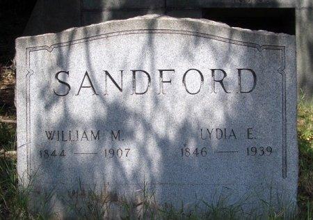 SANDFORD, WILLIAM M. - Essex County, New Jersey   WILLIAM M. SANDFORD - New Jersey Gravestone Photos