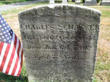 SCHAFFER, CHARLES - Essex County, New Jersey | CHARLES SCHAFFER - New Jersey Gravestone Photos