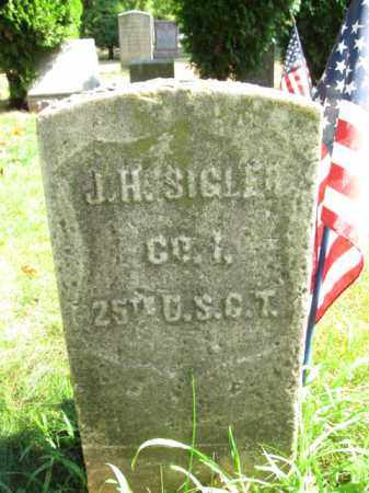 SIGLER, JAMES H. - Essex County, New Jersey | JAMES H. SIGLER - New Jersey Gravestone Photos