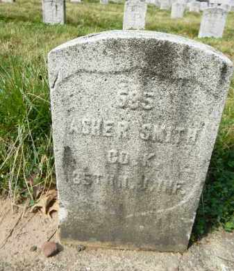SMITH, ASHER - Essex County, New Jersey | ASHER SMITH - New Jersey Gravestone Photos