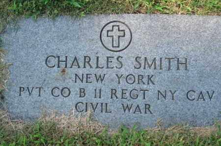 SMITH, CHARLES - Essex County, New Jersey | CHARLES SMITH - New Jersey Gravestone Photos