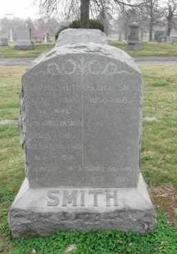 SMITH, EDWARD D. - Essex County, New Jersey | EDWARD D. SMITH - New Jersey Gravestone Photos