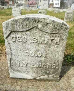 SMITH, GEORGE - Essex County, New Jersey | GEORGE SMITH - New Jersey Gravestone Photos