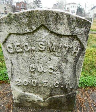 SMITH, GEORGE - Essex County, New Jersey   GEORGE SMITH - New Jersey Gravestone Photos