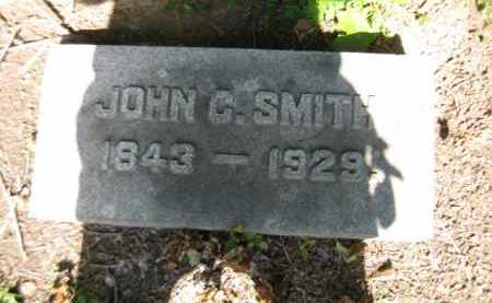 SMITH, JOHN C. - Essex County, New Jersey | JOHN C. SMITH - New Jersey Gravestone Photos