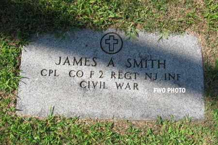 SMITH, JAMES A. - Essex County, New Jersey | JAMES A. SMITH - New Jersey Gravestone Photos