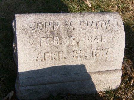 SMITH, JOHN V. - Essex County, New Jersey | JOHN V. SMITH - New Jersey Gravestone Photos