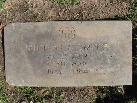 SMITH, MILTON C. - Essex County, New Jersey   MILTON C. SMITH - New Jersey Gravestone Photos