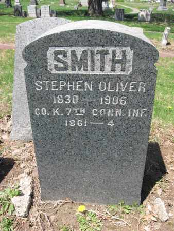 SMITH, STEPHEN OLIVER - Essex County, New Jersey | STEPHEN OLIVER SMITH - New Jersey Gravestone Photos
