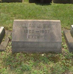SMITH, WILLIAM J. - Essex County, New Jersey | WILLIAM J. SMITH - New Jersey Gravestone Photos