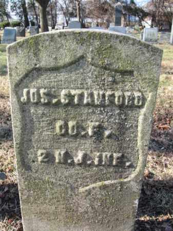 STANFORD, JOSEPH - Essex County, New Jersey | JOSEPH STANFORD - New Jersey Gravestone Photos