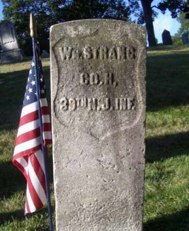 STRANG, WILLIAM - Essex County, New Jersey | WILLIAM STRANG - New Jersey Gravestone Photos