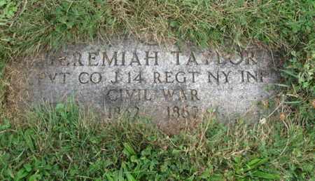 TAYLOR, JEREMIAH - Essex County, New Jersey   JEREMIAH TAYLOR - New Jersey Gravestone Photos