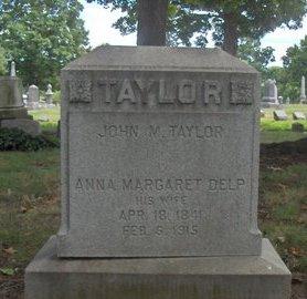 TAYLOR, JOHN M. - Essex County, New Jersey   JOHN M. TAYLOR - New Jersey Gravestone Photos