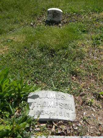 THOMPSON, JAMES - Essex County, New Jersey   JAMES THOMPSON - New Jersey Gravestone Photos