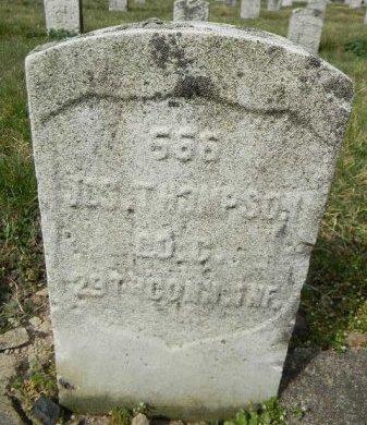 THOMPSON, JOSEPH - Essex County, New Jersey   JOSEPH THOMPSON - New Jersey Gravestone Photos