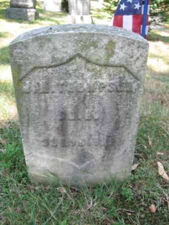 THOMPSON, JAMES M. - Essex County, New Jersey | JAMES M. THOMPSON - New Jersey Gravestone Photos
