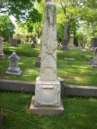 TUCKER (CENOTAPH), ISAAC MILLER - Essex County, New Jersey | ISAAC MILLER TUCKER (CENOTAPH) - New Jersey Gravestone Photos
