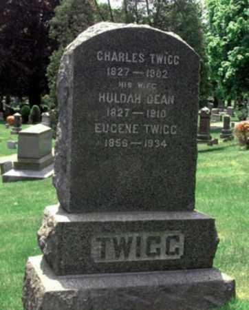 TWIGG, CHARLES - Essex County, New Jersey   CHARLES TWIGG - New Jersey Gravestone Photos
