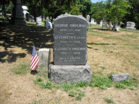 UNGEMAH (UNGAMAH), GEORGE - Essex County, New Jersey   GEORGE UNGEMAH (UNGAMAH) - New Jersey Gravestone Photos