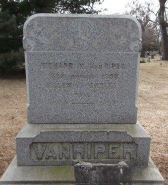 VAN RIPER, RICHARD M. - Essex County, New Jersey   RICHARD M. VAN RIPER - New Jersey Gravestone Photos