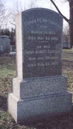 VANRENSSELAER, STEPHEN V.C. - Essex County, New Jersey | STEPHEN V.C. VANRENSSELAER - New Jersey Gravestone Photos