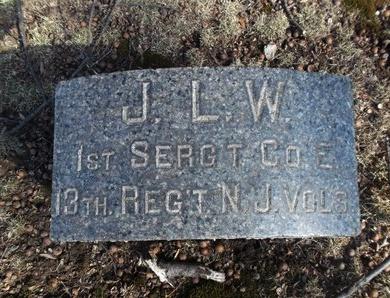 WADE, JOSEPH L. - Essex County, New Jersey | JOSEPH L. WADE - New Jersey Gravestone Photos