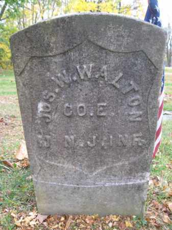 WALTON, JOSEPH W. - Essex County, New Jersey | JOSEPH W. WALTON - New Jersey Gravestone Photos