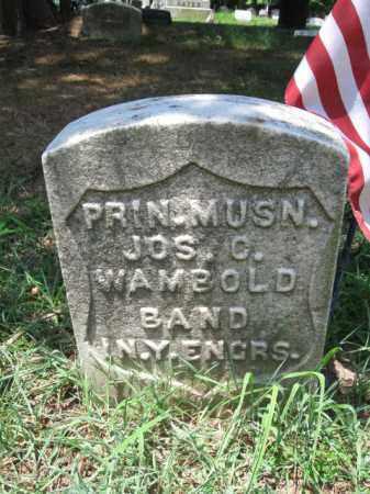 WAMBOLD, JOSEPH C. - Essex County, New Jersey   JOSEPH C. WAMBOLD - New Jersey Gravestone Photos