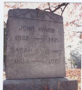 WARD AKA CORBY, JOHN AKA  ISAAC - Essex County, New Jersey | JOHN AKA  ISAAC WARD AKA CORBY - New Jersey Gravestone Photos