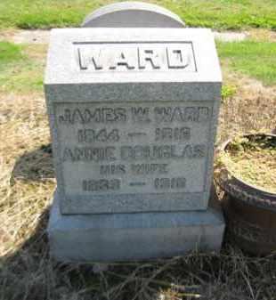 WARD, JAMES W. - Essex County, New Jersey   JAMES W. WARD - New Jersey Gravestone Photos