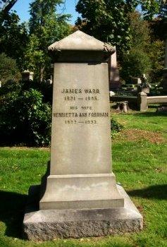 WARD, JAMES - Essex County, New Jersey | JAMES WARD - New Jersey Gravestone Photos