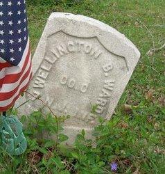 WARD, WELLINGTON B. - Essex County, New Jersey | WELLINGTON B. WARD - New Jersey Gravestone Photos
