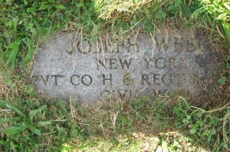 WEBER, JOSEPH - Essex County, New Jersey | JOSEPH WEBER - New Jersey Gravestone Photos