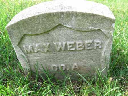 WEBER, MAX - Essex County, New Jersey | MAX WEBER - New Jersey Gravestone Photos